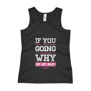 Go For It: Girls Tank