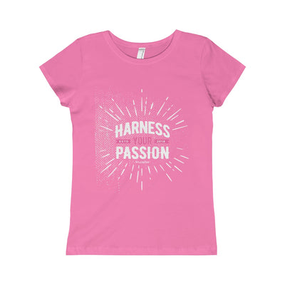 HARNESS YOUR PASSION! Warrior-Princess Tee