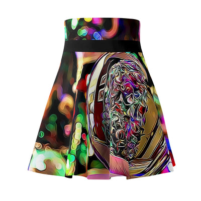 ROCKIN' AROUND THE CHRISTMAS TREE! [Limited Edition] Skater Skirt