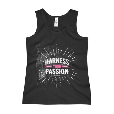 HARNESS YOUR PASSION! Tank Top