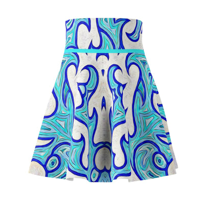 I AM WOMAN! Skater Skirt