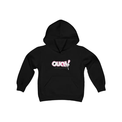 OUCH! • Heavy Blend Hooded Sweatshirt