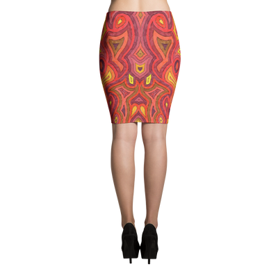 Roar • Pencil Skirt
