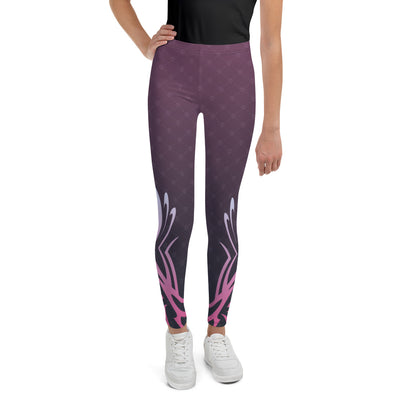 PINK PHOENIX • Youth Leggings