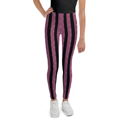 GROOVE [ in ] PINK • Youth Leggings