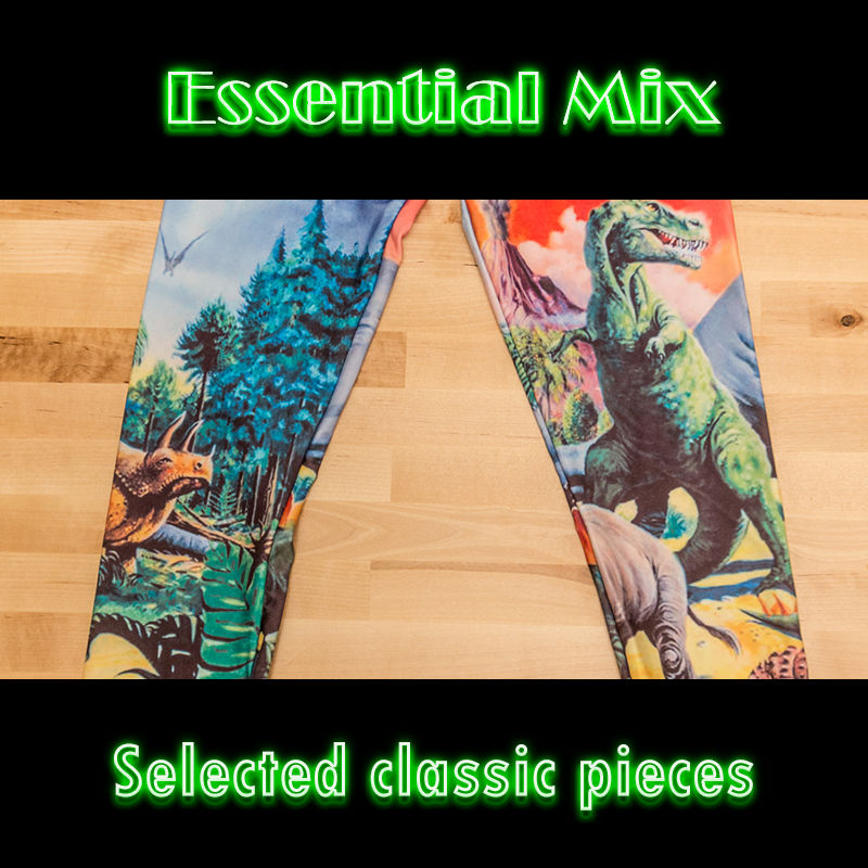 Essential Mix Collection by Eat me!