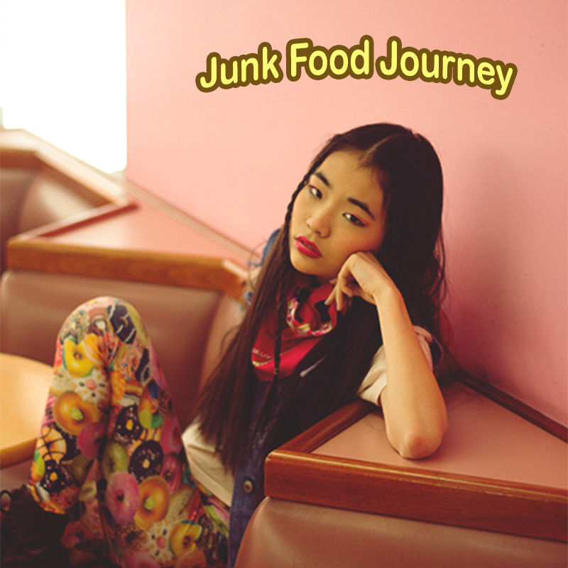Junk Food Collection by Eat me!
