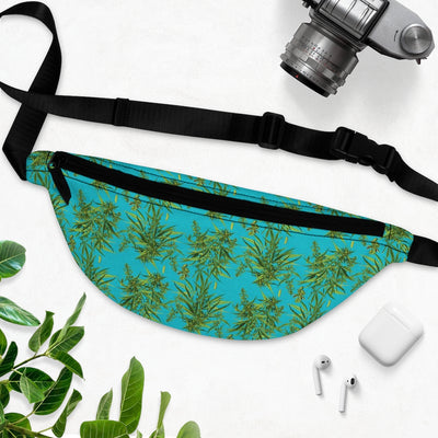 Macho Weed Fanny Pack-Fanny Packs-Eat me!