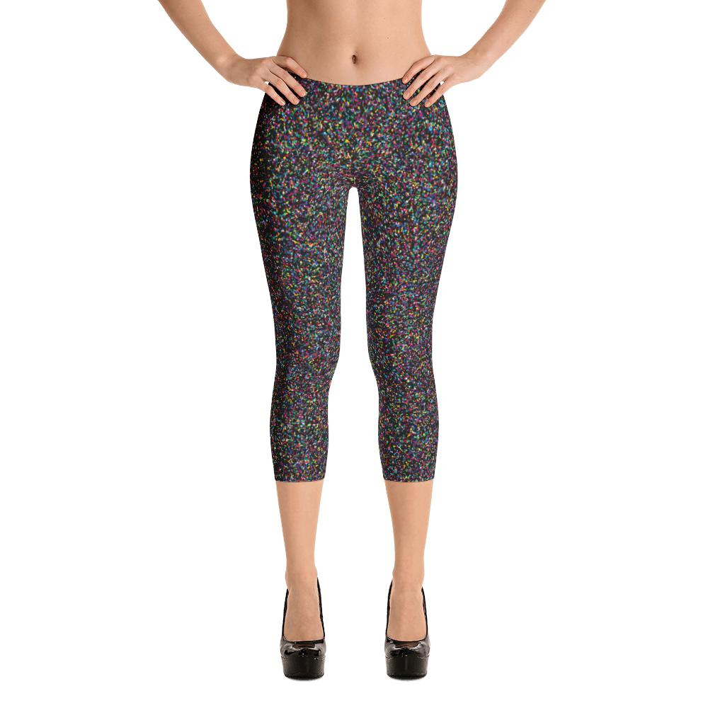 Crystallized Leggings | Mosaicolor Leggings-Leggings-Eat me!