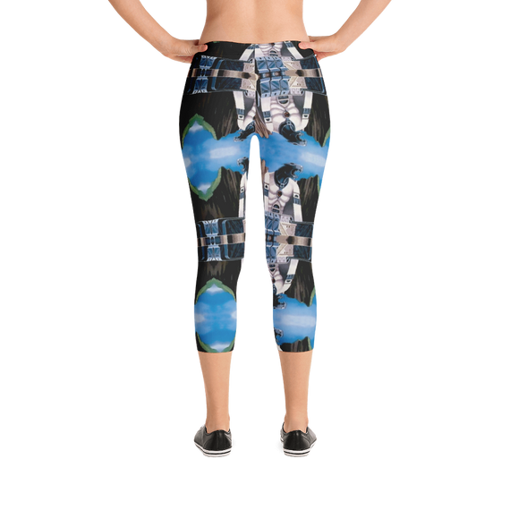 Thundercats Lair Leggings | Cubil Felino Leggings-Leggings-Eat me!