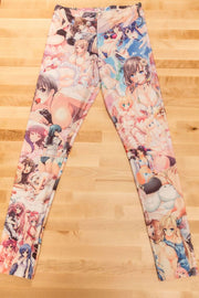Hentai Leggings-Leggings-Eat me!
