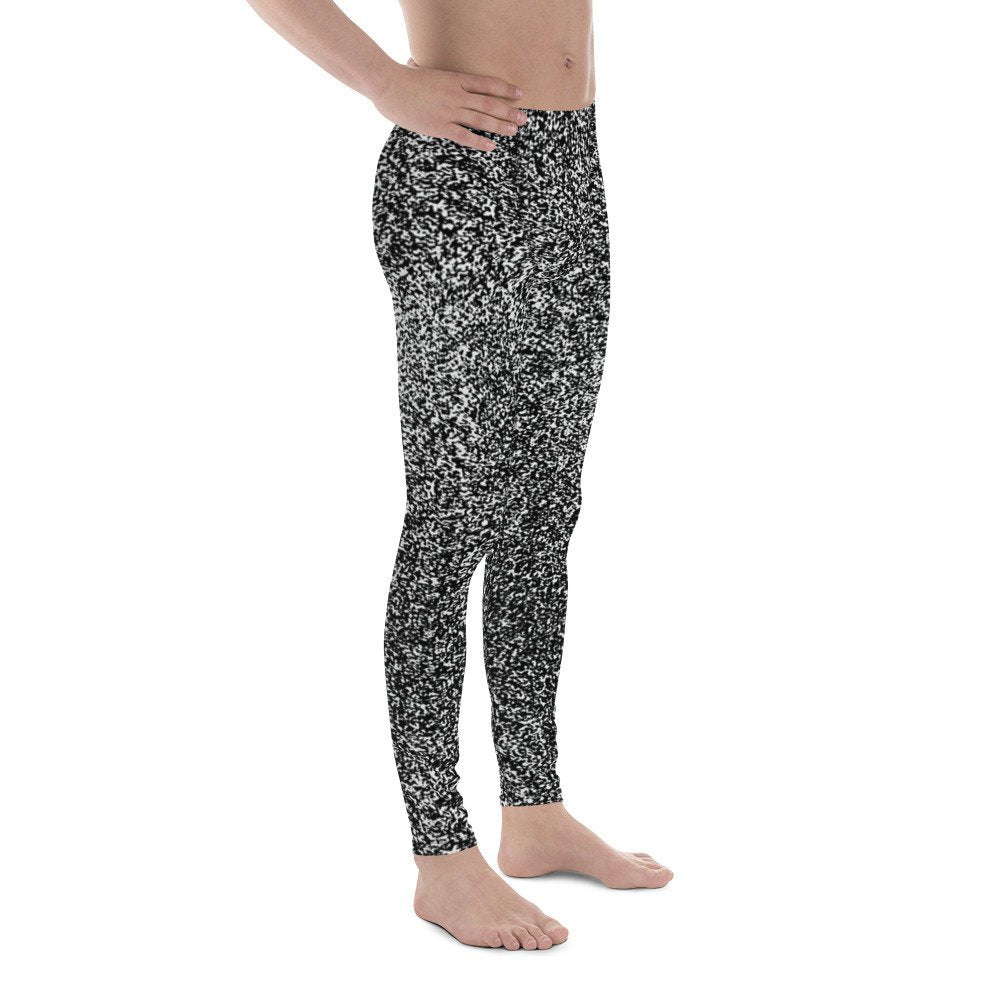 Whitenoise Performance Men's Leggings-Meggings-Eat me!