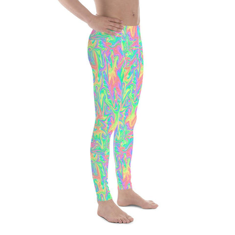 Acid Pastel Rave Trip Meggings