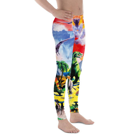 Dinosaur Performance Meggings-Meggings-Eat me!