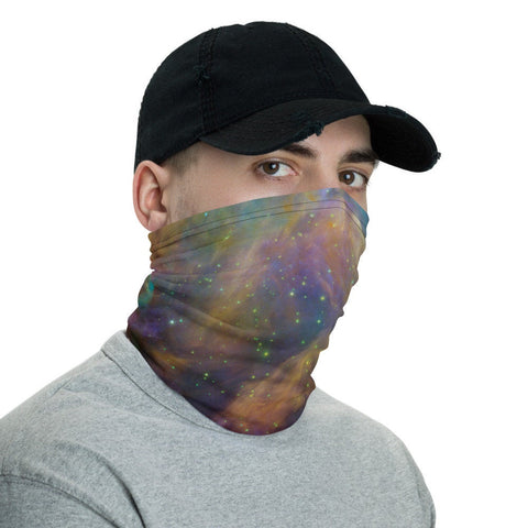 12 in 1 Orion Stars Neck Gaiter Face Mask-Neck Gaiter-Eat me!