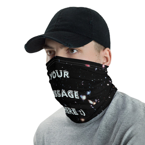 12 in 1 Customize Hubble Deep Galaxy Orion Neck Gaiter Face Mask-Neck Gaiter-Eat me!
