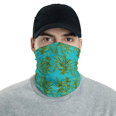 12 in 1 Cannabis Neck Gaiter Face Mask-Neck Gaiter-Eat me!