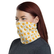 12 in 1 Fried Eggs Neck Gaiter Mask-Neck Gaiter-Eat me!