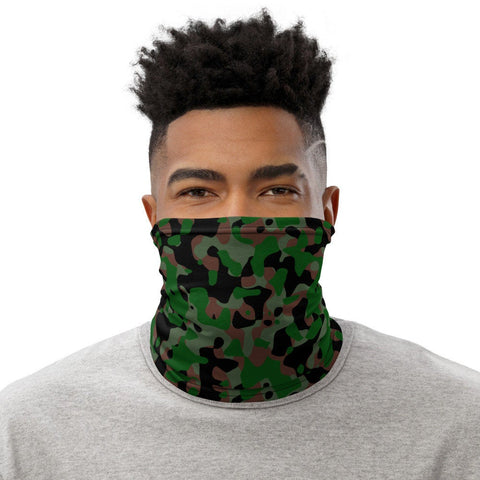 12 in 1 Classic Camo Neck Gaiter Face Mask-Neck Gaiter-Eat me!