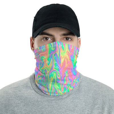 12 in 1 Acid Pastel Neck Gaiter Face Mask-Neck Gaiter-Eat me!