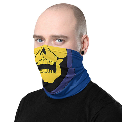 12 in 1 Skeletor Skull Neck Gaiter Face Mask-Neck Gaiter-Eat me!