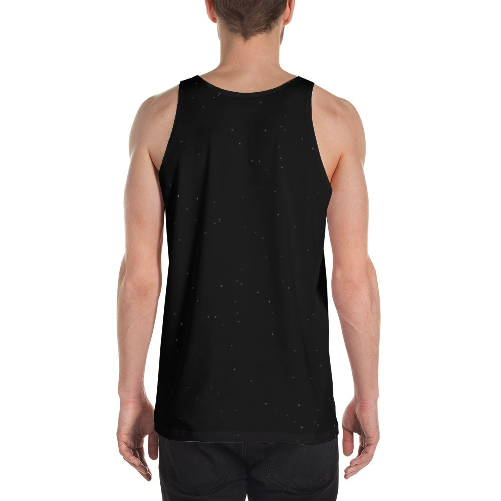 Galaga Sleeveless Shirt | Musculosa Galaga-Sleeveless Shirt-Eat me!