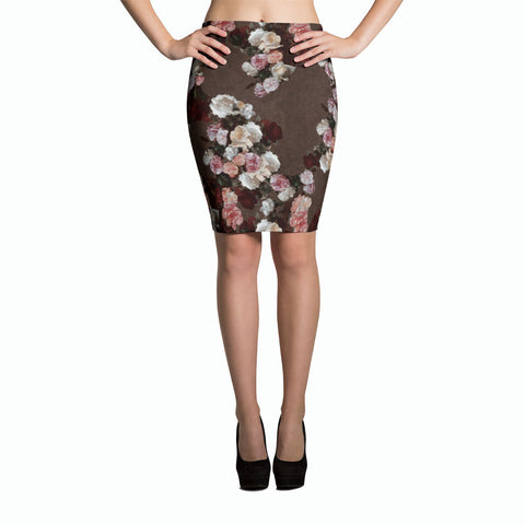 New Order Pencil Skirt | Falda Tubo New Order