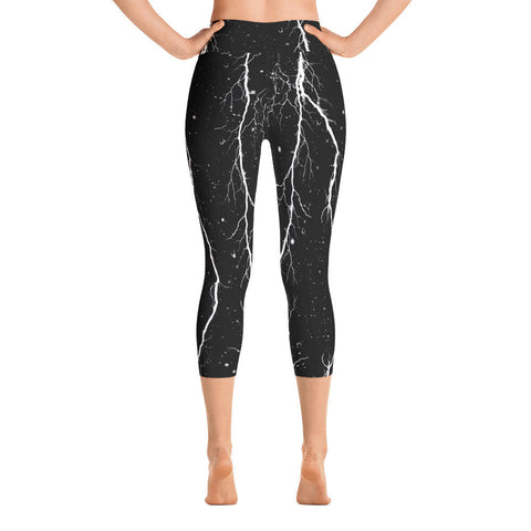 Blackstorm Yoga Leggings-Yoga Leggings-Eat me!