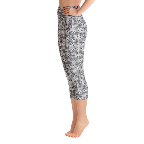 Cats Yoga Leggings | Yoga Leggings Gatos