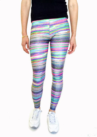 Girly Noise Leggings | Ruido de Chicas Leggings