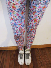 Cat Leggings-Leggings-Eat me!