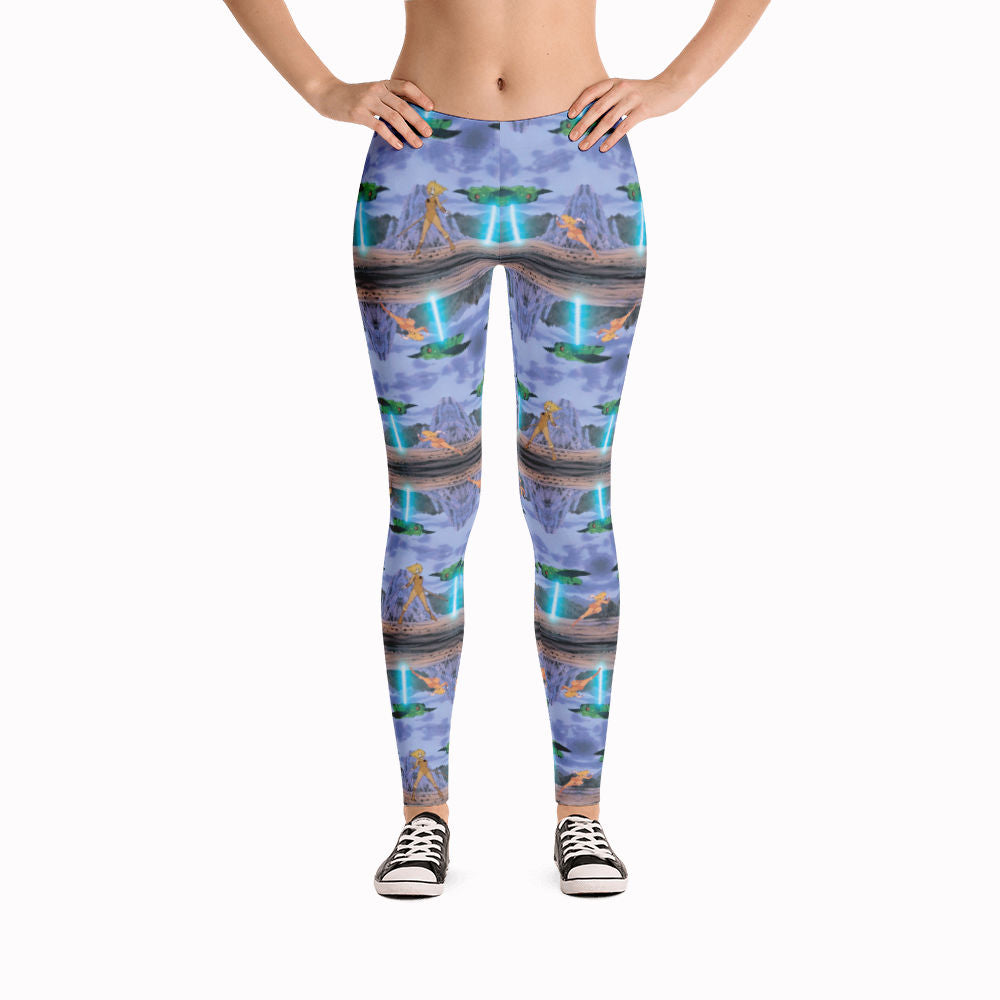 Cheetara Leggings | Cheetara Leggings-Leggings-Eat me!