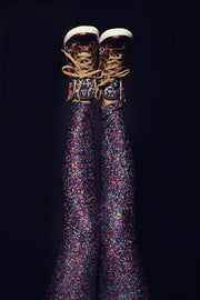 Crystallized Leggings-Leggings-Eat me!