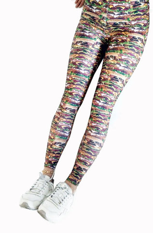 Burger Leggings-Leggings-Eat me!
