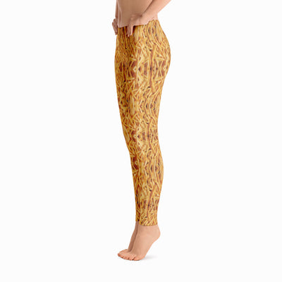 French Fries Leggings-Leggings-Eat me!