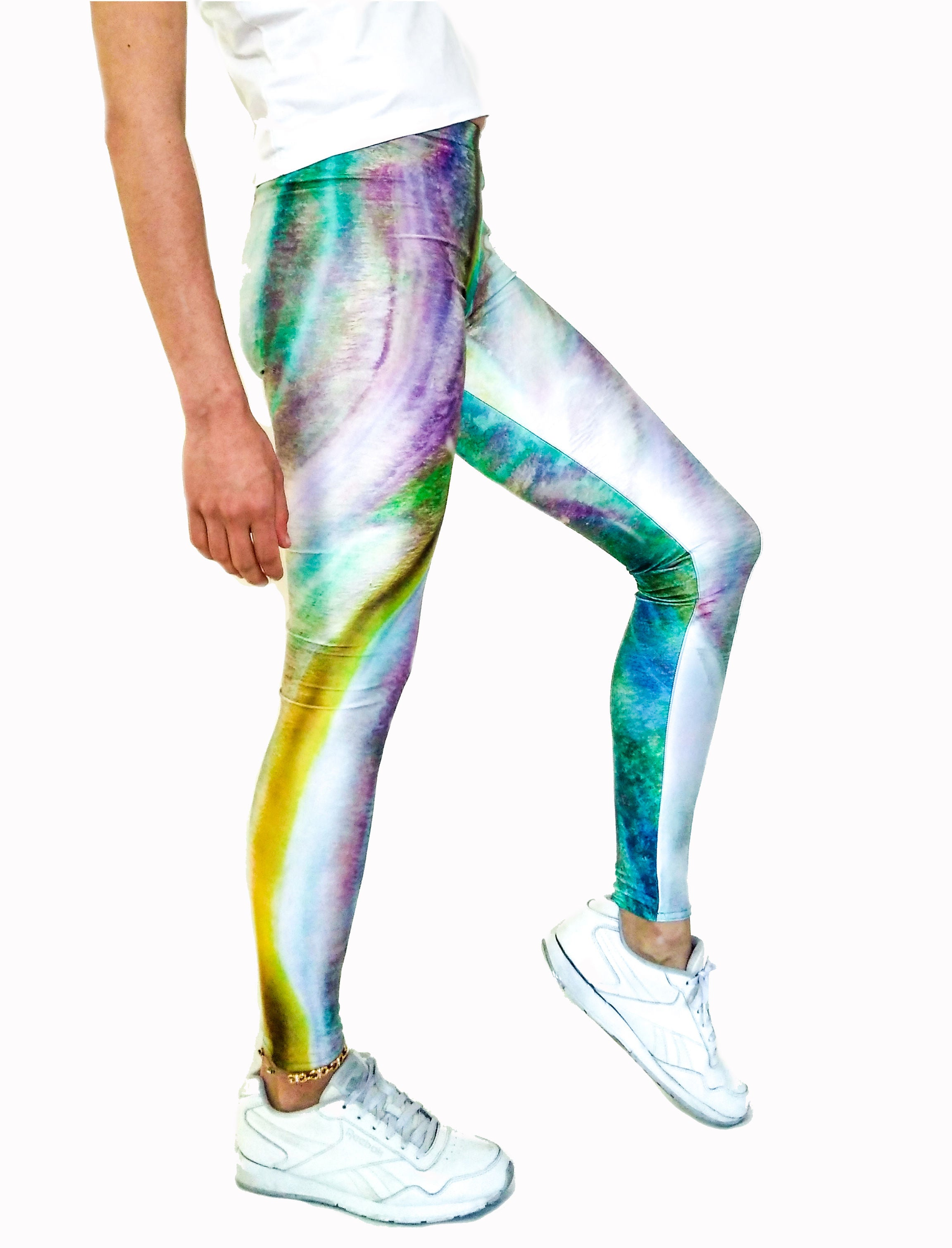 Nacre Leggings | Nácar Leggings-Leggings-Eat me!