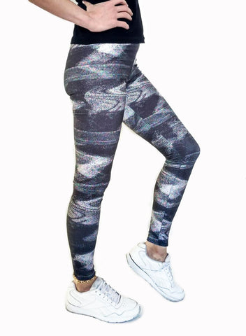Poltergueist Leggings-Leggings-Eat me!