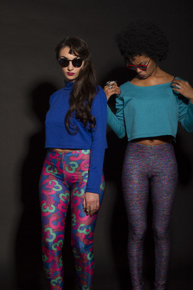 "Spacemen 3 ""Recurring"" Leggings 