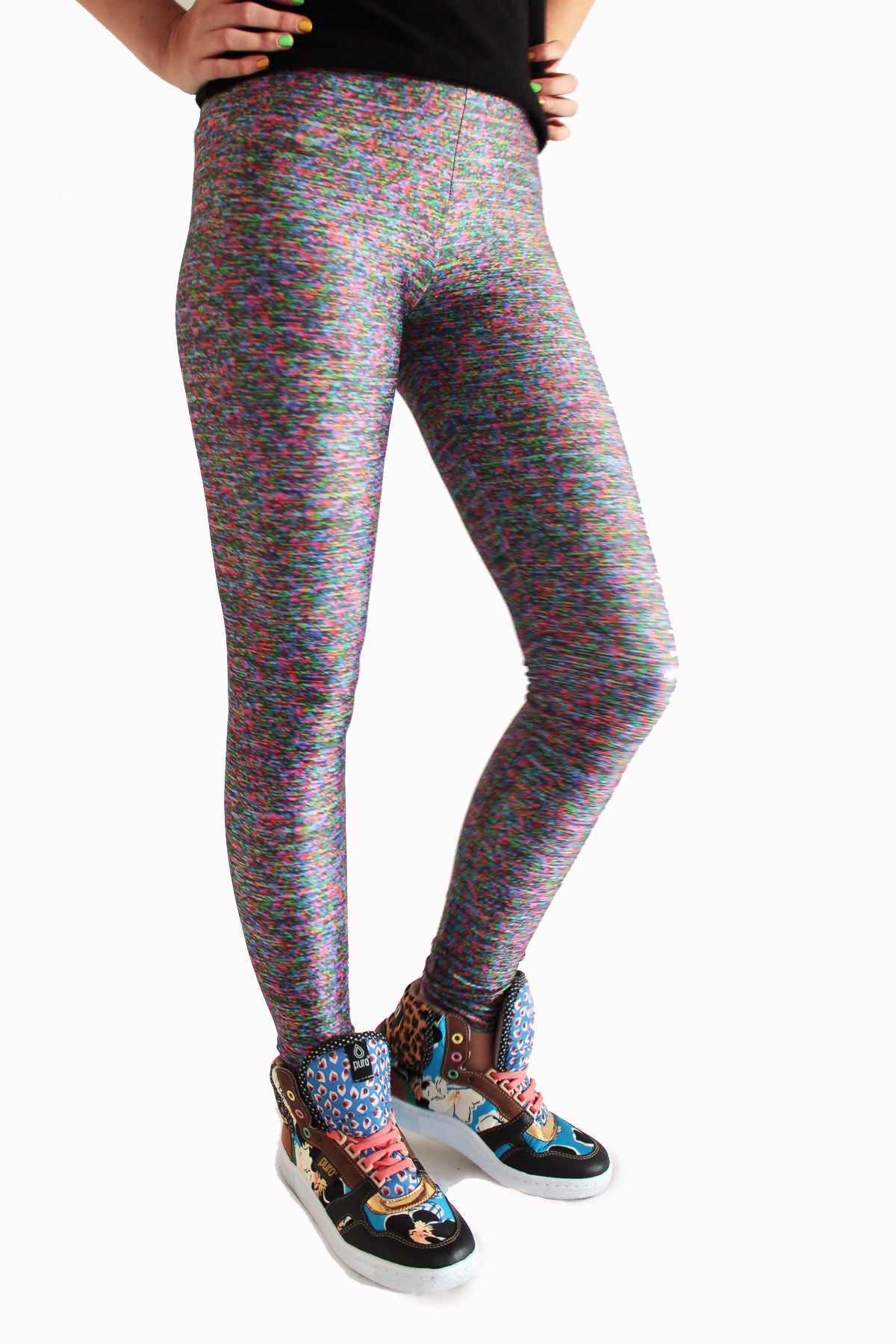 VHS Leggings | VHS Leggings-Leggings-Eat me!