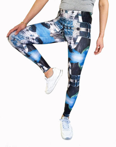 Thundercats Lair Leggings | Cubil Felino Leggings