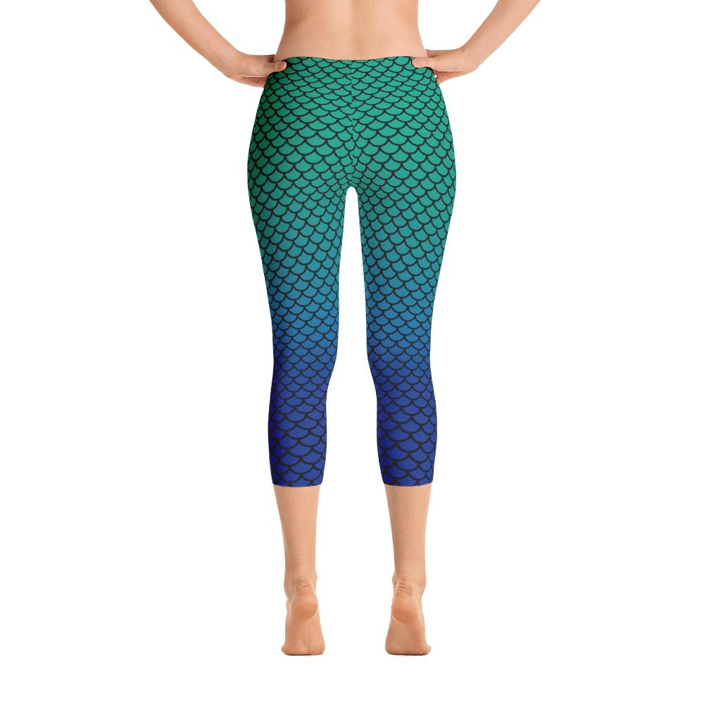 Mermaid Leggings | Sirena Leggings-Leggings-Eat me!