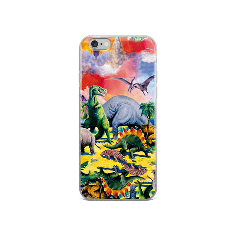 Dinosaur iPhone Case | Funda de iPhone Dinosaurios