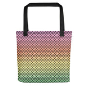 Mermaid Rainbow Tote Bag-Tote Bags-Eat me!