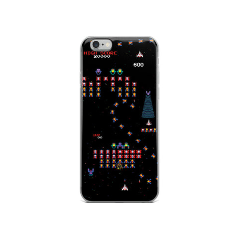 Galaga iPhone Case | Funda de iPhone Galaga