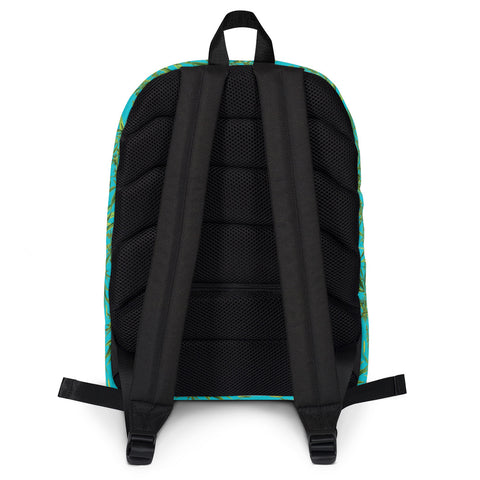 Cannabis Sativa Backpack | Mochila Cannabis Sativa