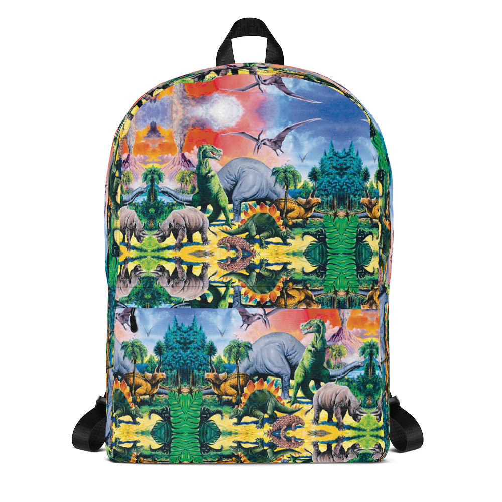 Dinosaur Backpack | Mochila Dinosaurios-Backpacks-Eat me!