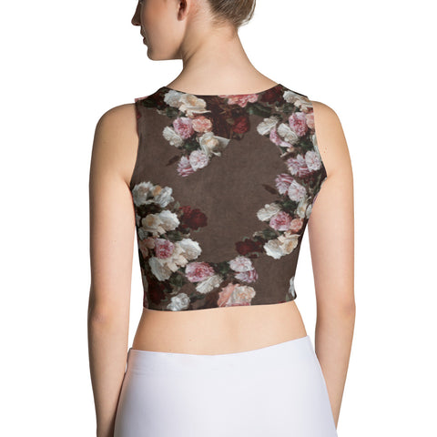 New Order Crop Top | Crop Top New Order