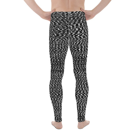 Ziggynoise Men's Leggings-Meggings-Eat me!