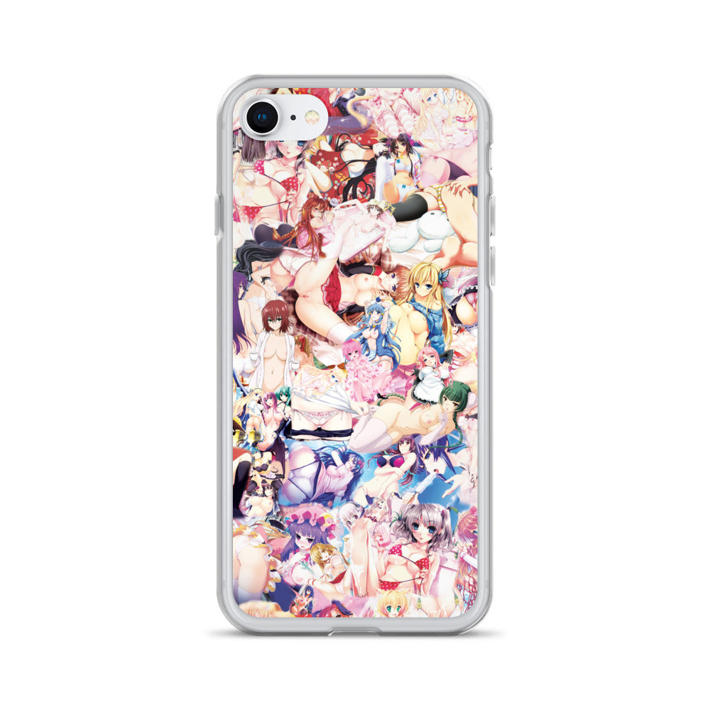 Hentai Lolicon iPhone Case | Funda de iPhone Hentai Lolicon-Phone Cases-Eat me!