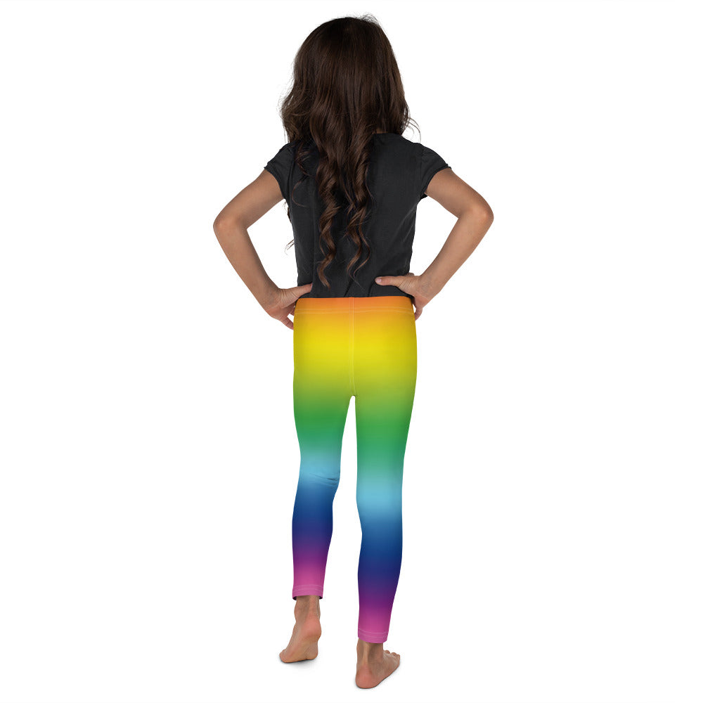 Rainbow Kid´s Leggings | Arco Iris Leggings Niños-Kids Leggings-Eat me!